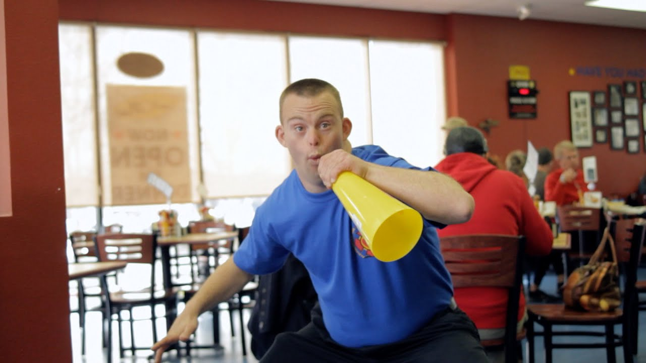 Tim's Place – Check out this BBQ joint owned by Tim Harris, who has Down syndrome, in Albuquerque, NM! CBS News Video